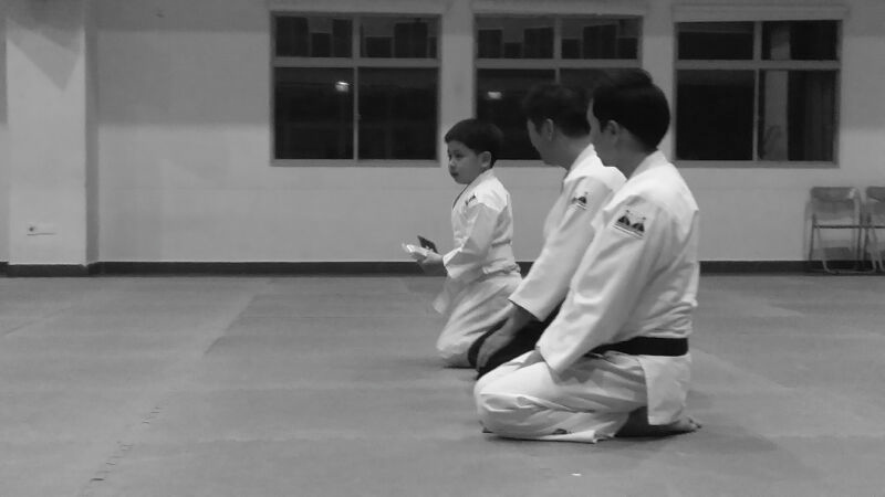 Aikido Kenshin-Kai - Belt Presentation - December 2013