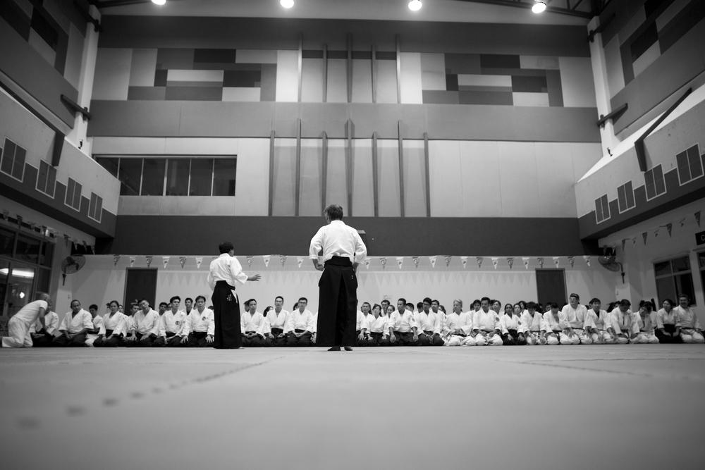 Aikido Kenshin-Kai - SInagpore