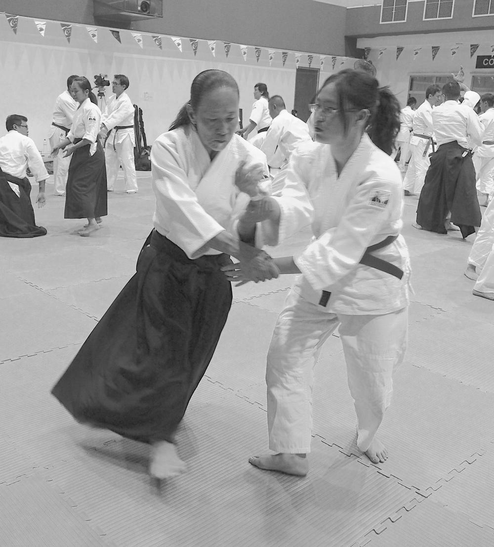 Aikido Kenshin-Kai - Singapore