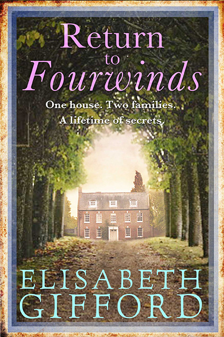 """Return to Fourwinds"" is published in the UK on the 4th September, 2014"