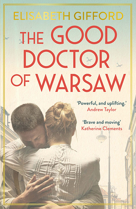 The Good Doctor of Warsaw available on Amazon