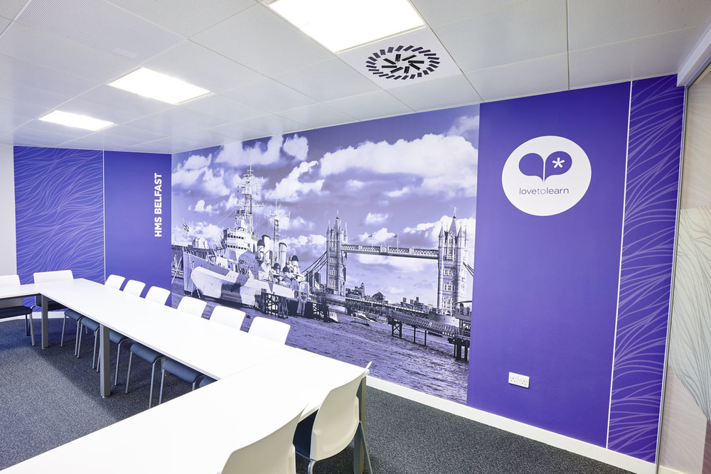Themed 'HMS Belfast' classroom Project:  LILA* London