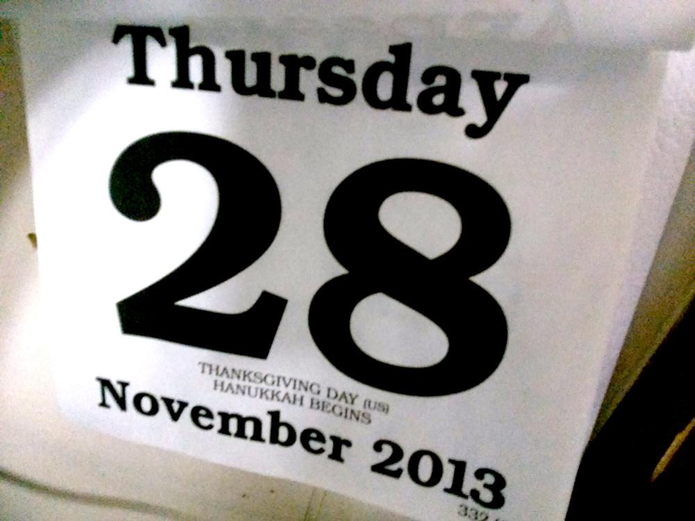 Tirrell Radiator and Pembroke Radiator holiday hours for November.