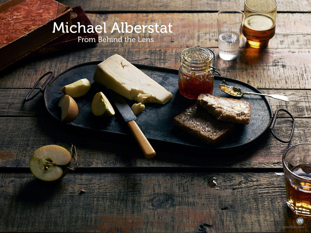 Assorted Cheeses, Studio Shot © Michael Alberstat / Masterfile