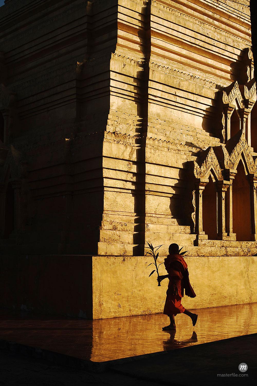 Wat Soan Khan, Kyaing Tong, Shan State, Myanmar© Albert Normandin / Masterfile