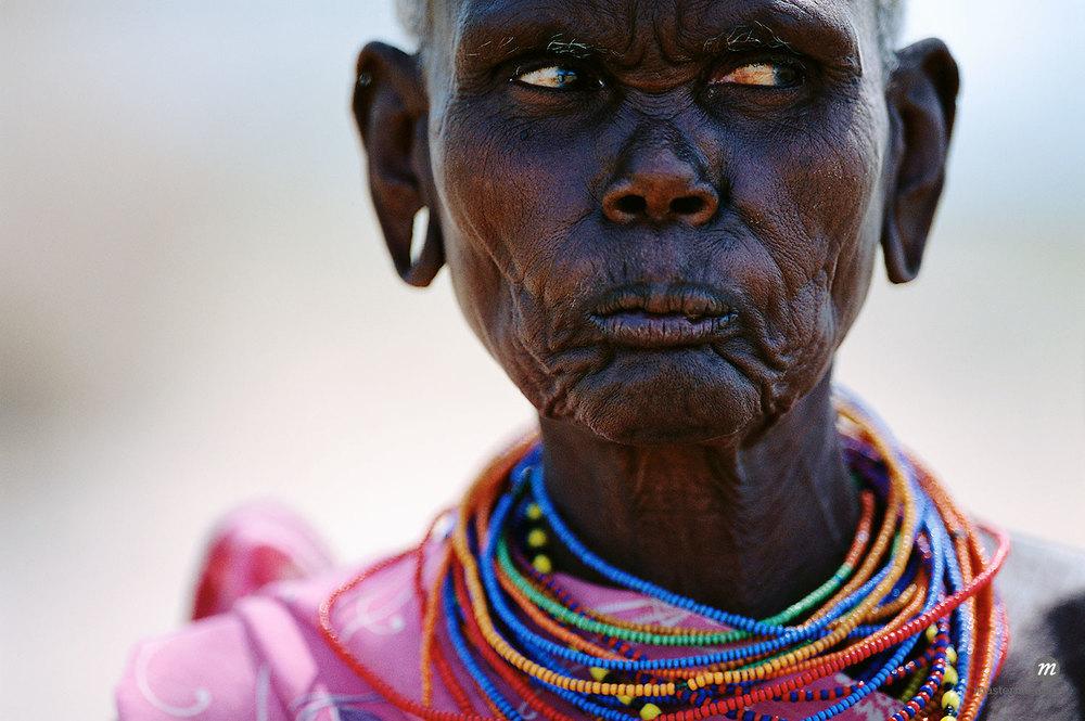 Mjemps Tribe, Kenya © Albert Normandin / Masterfile