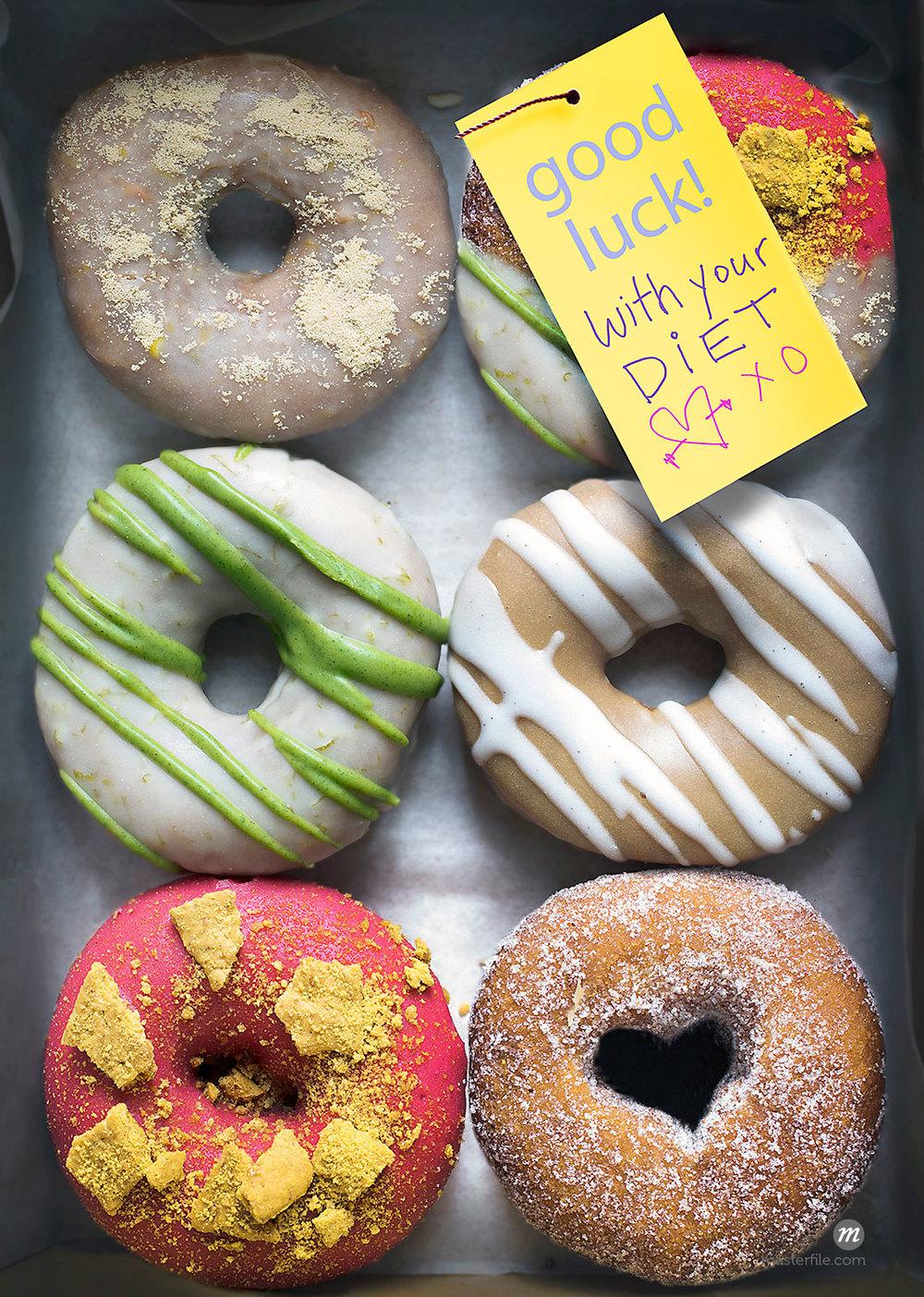 Designer Donuts© Andrew Kolb