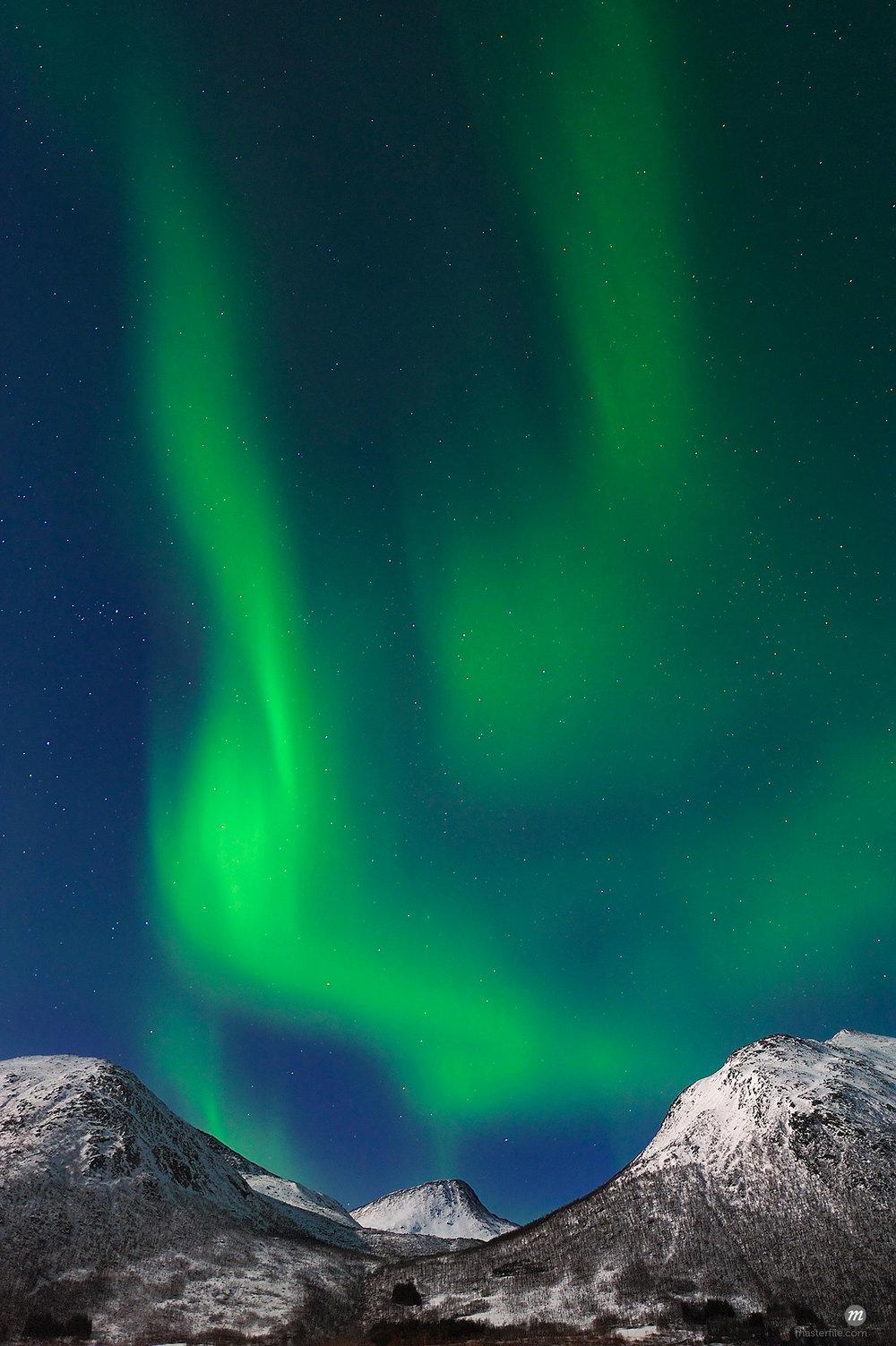 Northern Lights ©  Martin Ruegner / Masterfile