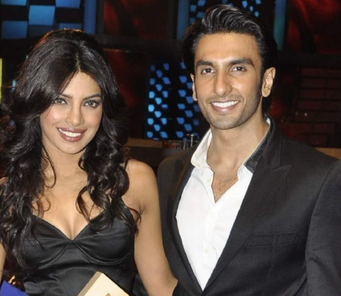 Ranveer Singh wound up Priyanka Chopra during the shoot of Gunday.