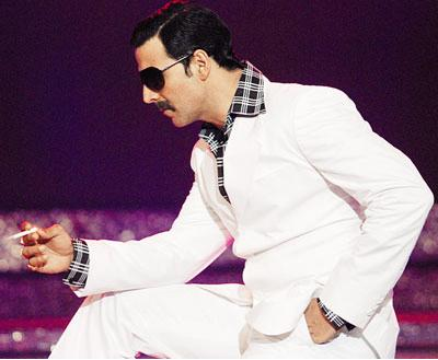 Akshay Kumar in  Once Upon A Time in Mumbai Again