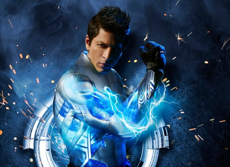 Shah Rukh Khan in  Ra One
