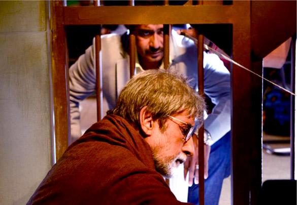 Amitabh Bachchan & Ajay Devgn