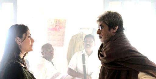 Amitabh Bachchan & Kareena Kapoor