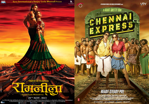 Deepika's dates for  Ram Leela  and  Chennai Express  are clashing