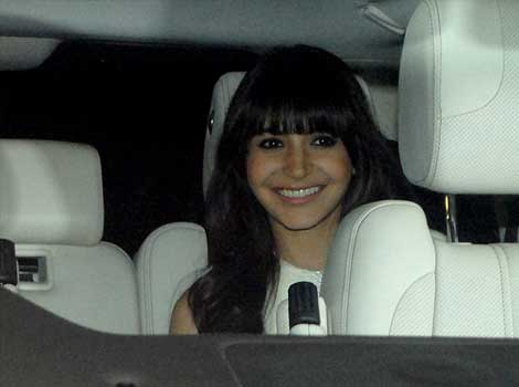 Anushka Sharma at Anil Ambani's bash