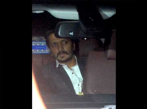 Riteish Deshmukh at Anil Ambani's bash