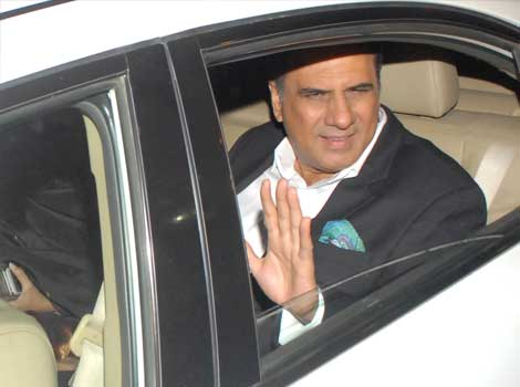 Boman Irani at Anil Ambani's bash