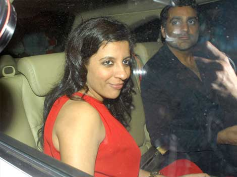 Zoya Akhtar at Anil Ambani's bash