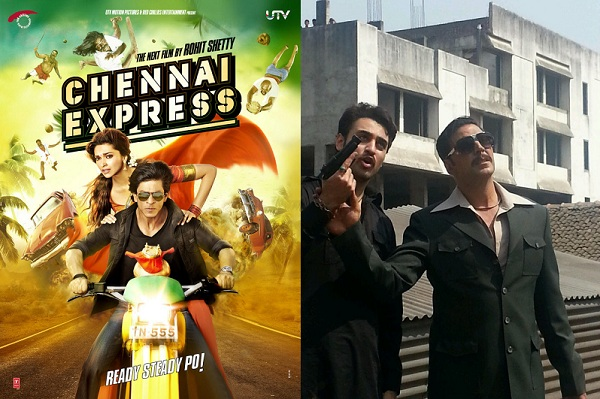 Chennai Express and Once Upon A Time In Mumbai Again are set to clash this August