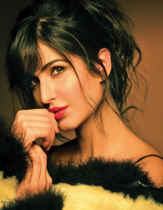 Katrina Kaif says she owes a lot to Salman Khan.
