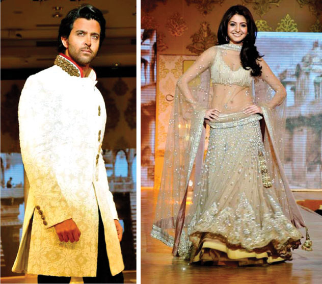 Rumour has it that Anushka Sharma will be cast with Hrithik Roshan in Shekhar Kapur's next
