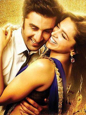 Ranbir-Deepika in <i>Yeh Jawaani Hai Deewani</i>