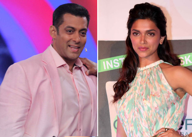 According to reports, Salman-Deepika will feature in Sajid Nadiadwala's  Kick