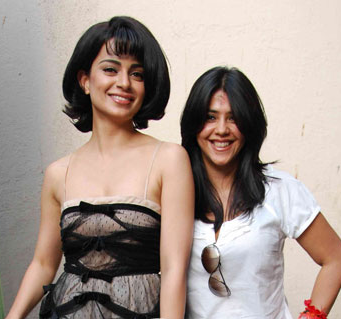 Kangana Ranaut is miffed with Ekta Kapoor over the promotions of  Shooutout At Wadala