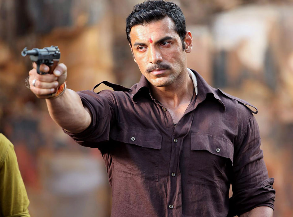John Abraham in  Shootout At Wadala