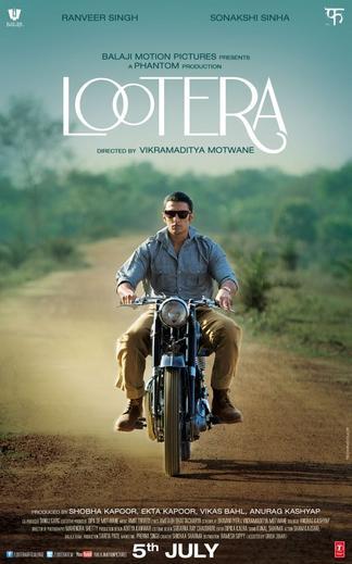 Ranveer Singh in <i>Lootera</i>