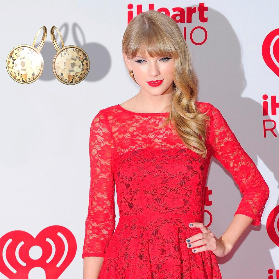 Crystal Evolution  - The Bold & The Beautiful - A-Lister Taylor Swift is a fan