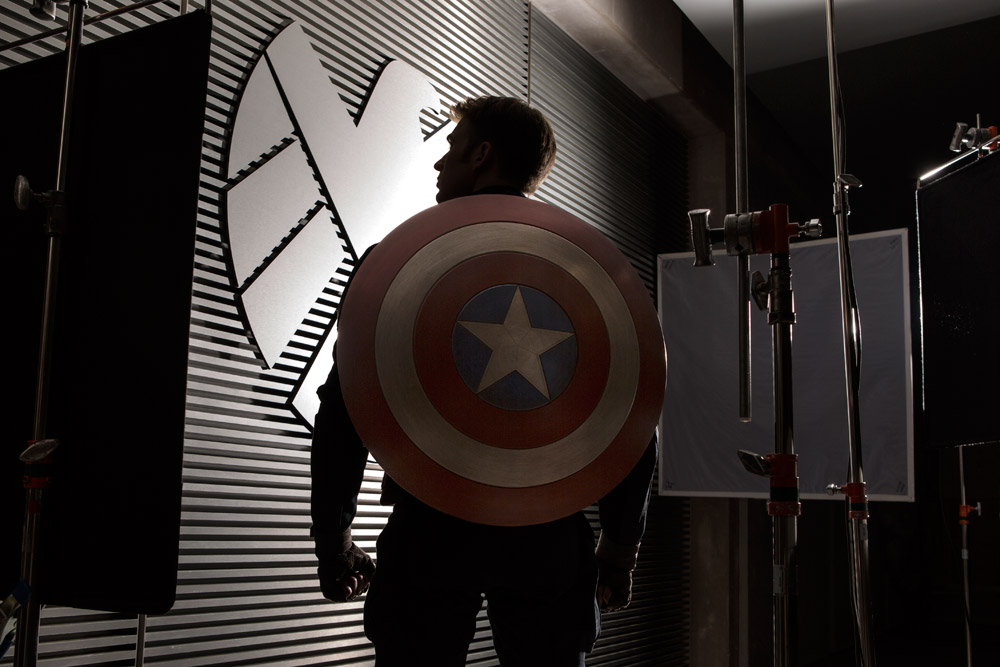 Chris Evans in  Captain America: The Winter Soldier (Image courtesy: Screen Crush)
