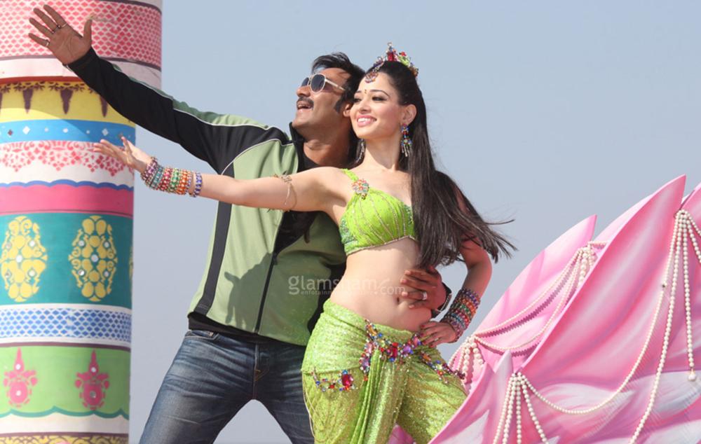 Ajay-Tamannaah in the epic dud - Himmatwala