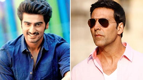 Arjun Kapoor and Akshay Kumar will be seen in Karan Johar's next.