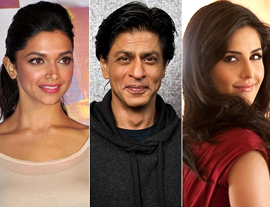 SRK-Deepika-Katrina may come together for Sanjay Leela Bhansali's  Bajirao Mastani