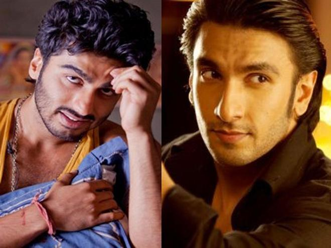Arjun Kapoor and Ranveer Singh have buried the hatchet