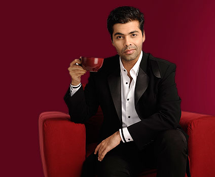 Karan Johar is back with  Koffee With Karan