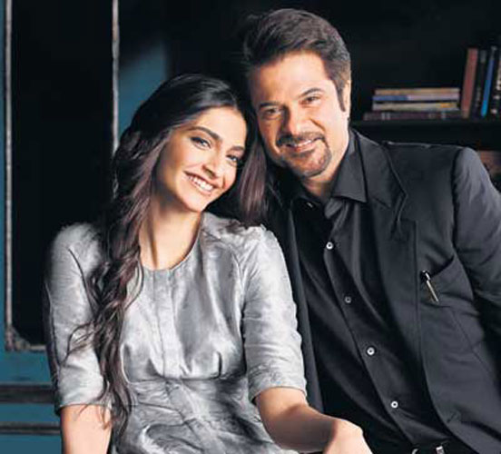 The father-daughter will be seen together on screen for the first time in Bombay Talkies