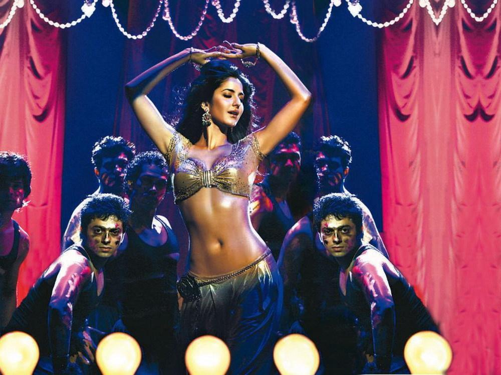 Katrina Kaif in the chartbusting 'Sheila Ki Jawaani' from  Tees Maar Khan