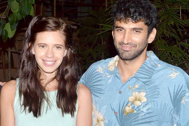 Kalki Koechlin & Aditya Roy Kapur
