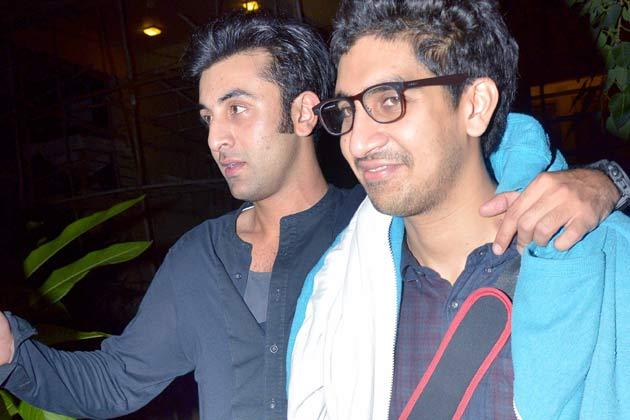 Ranbir Kapoor & Ayan Mukerji