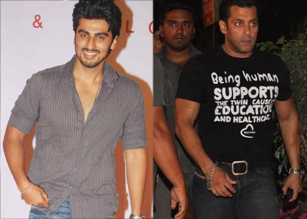 Arjun Kapoor holds Salman Khan in high regard