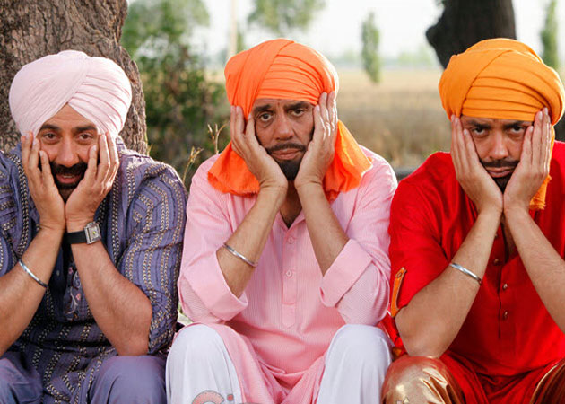 The Deols in Yamla Pagla Deewana 2