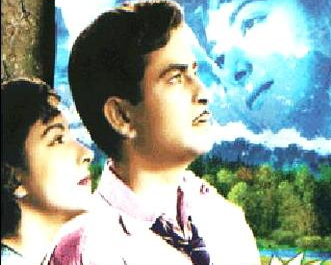 Raj Kapoor-Nargis in  Awaara  (1951)