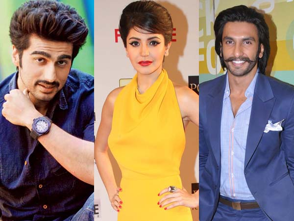 Arjun played peacemaker between Ranveer-Anushka