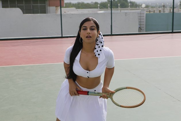 Vidya in  The Dirty Picture