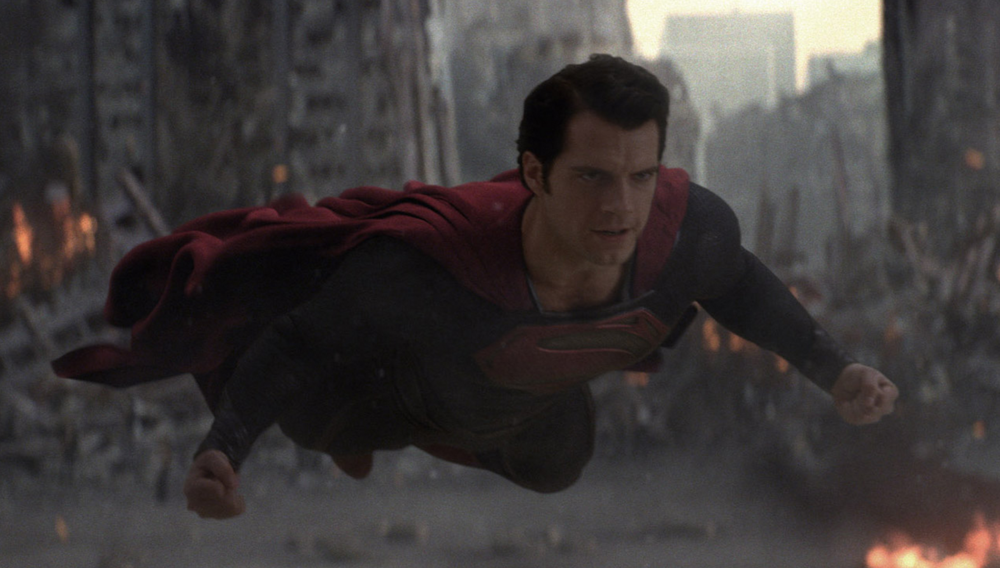 Man of Steel  is visually specacular