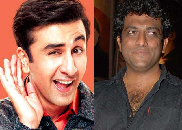 Ranbir-Anurag collaborated in last year's super successful  Barfi!