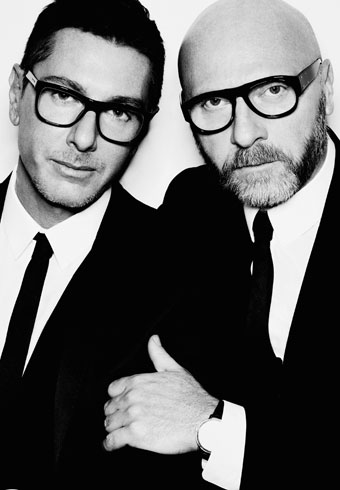 Italian Fashion Designers  Domenico Dolce  and  Stefano Gabbana  have been arrested for tax evasion from the sale of their brands in 2004