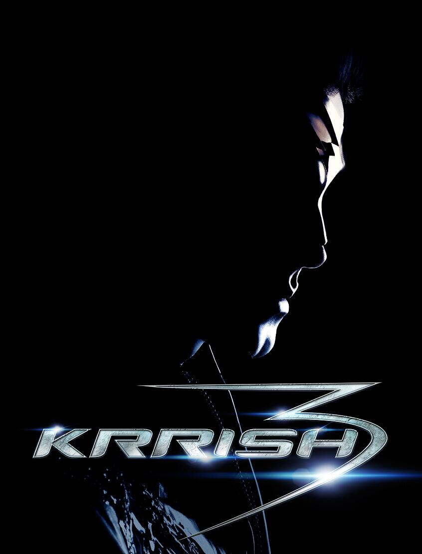 Krrish 3 official logo